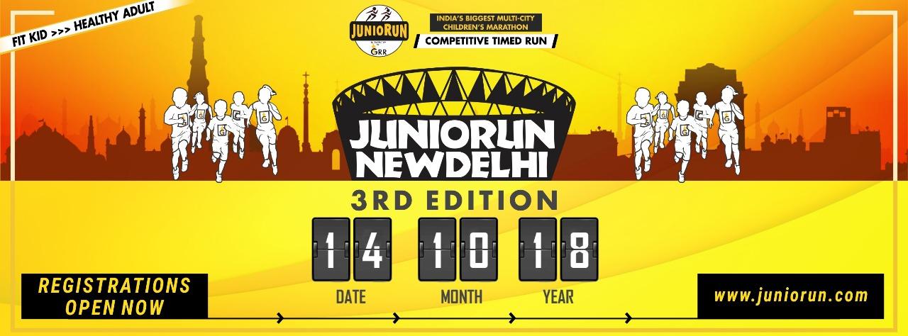 Juniorun New Delhi 3rd Edition