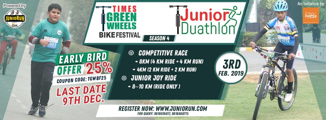 Junior Duathlon Season 4 Powerd by Juniorun